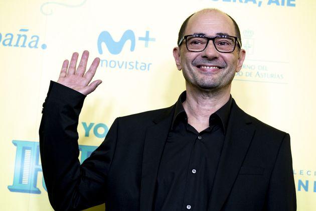 Jordi Sánchez en el estreno de 'Si yo fuera rico' (Madrid 13 de noviembre de