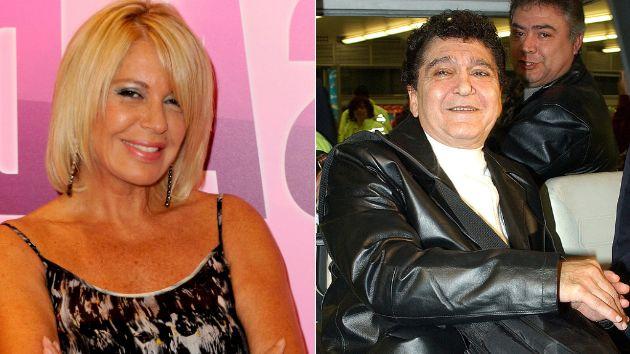 Bárbara Rey y Ángel