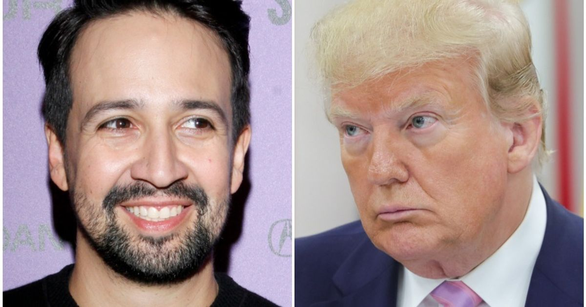 Lin-Manuel Miranda Explains Why He Cut Trump Lyric From New In The Heights Film