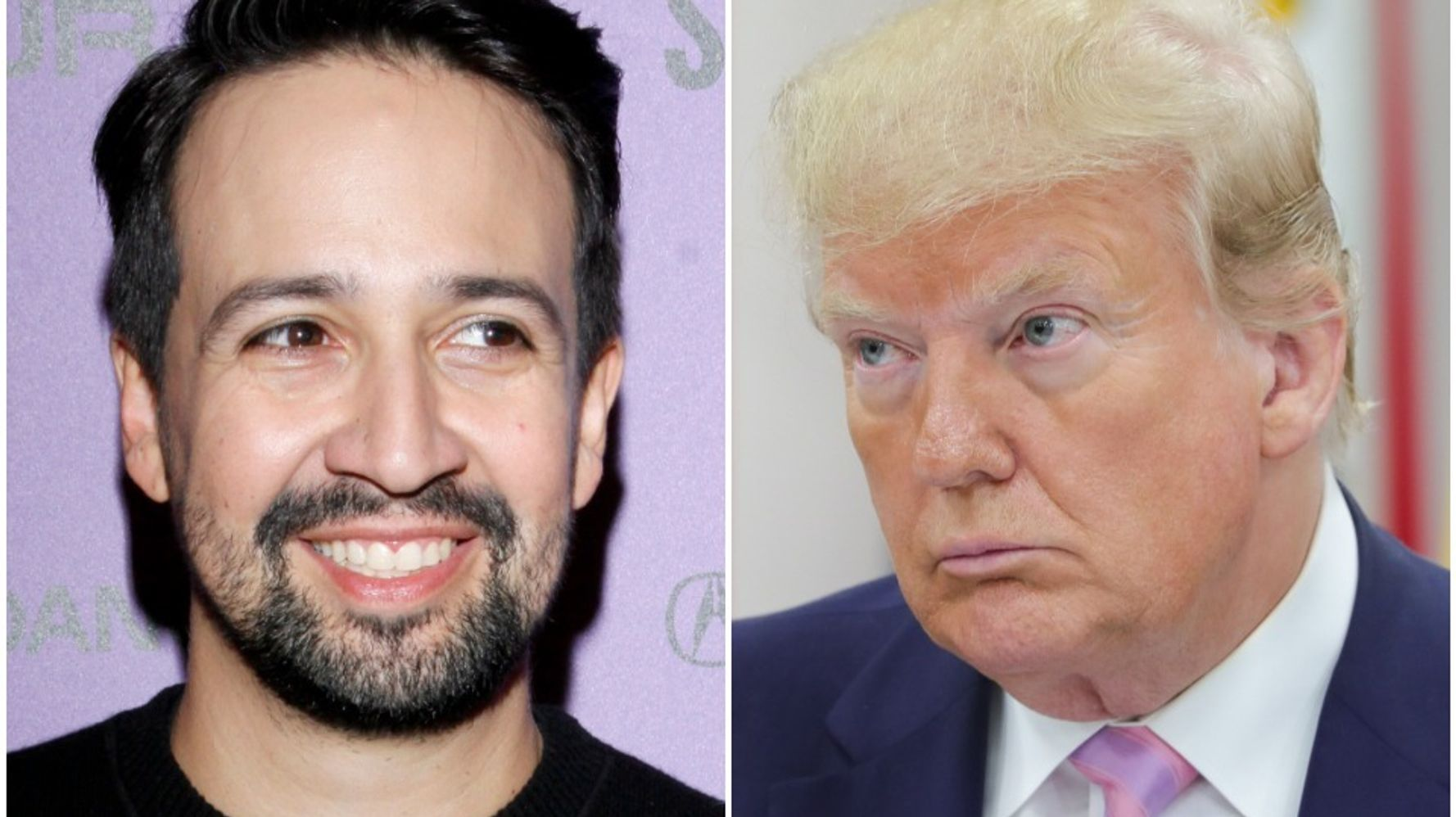 Lin-Manuel Miranda Explains Why He Cut Trump Lyric From 'In The Heights' Film