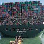 L'Égypte veut 900 millions pour compenser le blocage du canal de Suez et saisit l'Ever