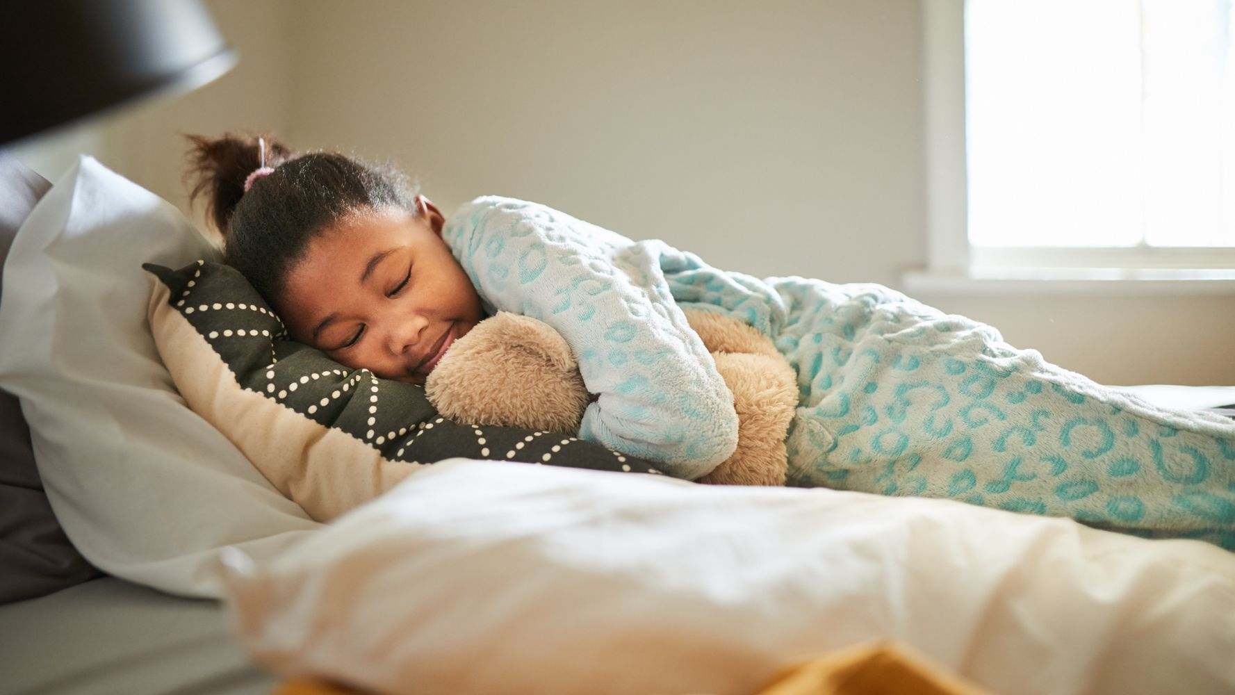 New Study Suggests Parents Should Take Kids' Snoring Seriously