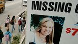 A missing poster for freshman college student Kristin Smart is seen. Smart was declared legally dead in 2002, despite the fact that her body has never been recovered.