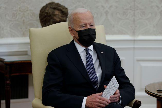 Joe Biden, ici à la Maison Blanche à Washington, le 13 avril 2021.