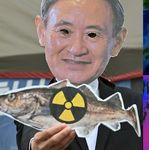 일본 후쿠시마 원전 오염수 해양 방출이 얼마나 위험한지 잘 보여주는 한 장의
