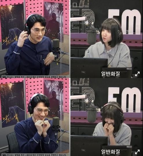 SBS 파워FM '박하선의 씨네타운' 보이는