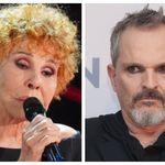 Ornella Vanoni su Miguel Bosé: