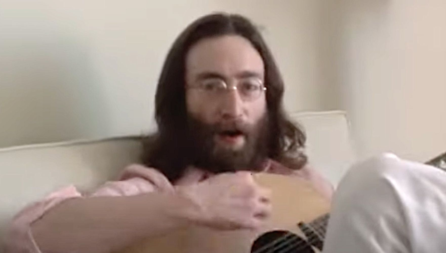 Lost Footage Shows John Lennon Creating One Of His Most Iconic Songs