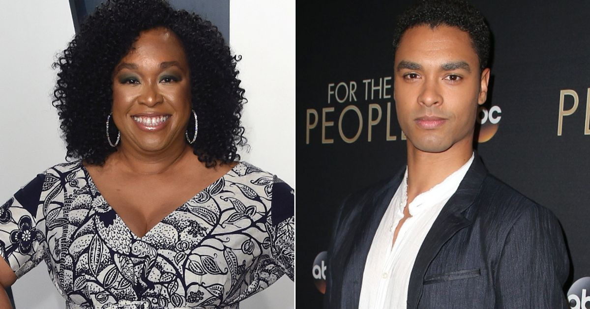 Bridgerton Producer Shonda Rhimes Speaks Out Amid Speculation Over Regé-Jean Page Exit