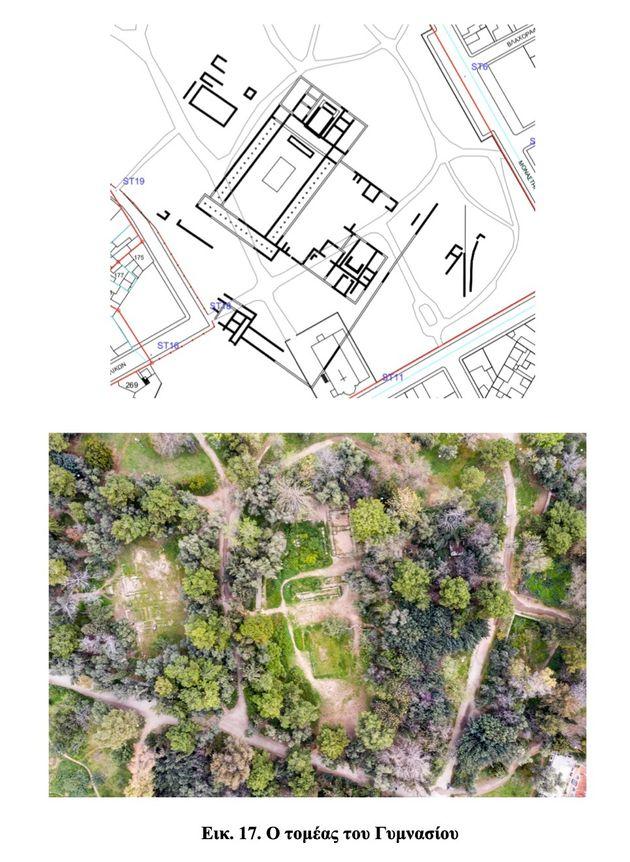 «Ναι» από ΚΑΣ στις μελέτες για την ανάδειξη του αρχαιολογικού χώρου της Ακαδημίας