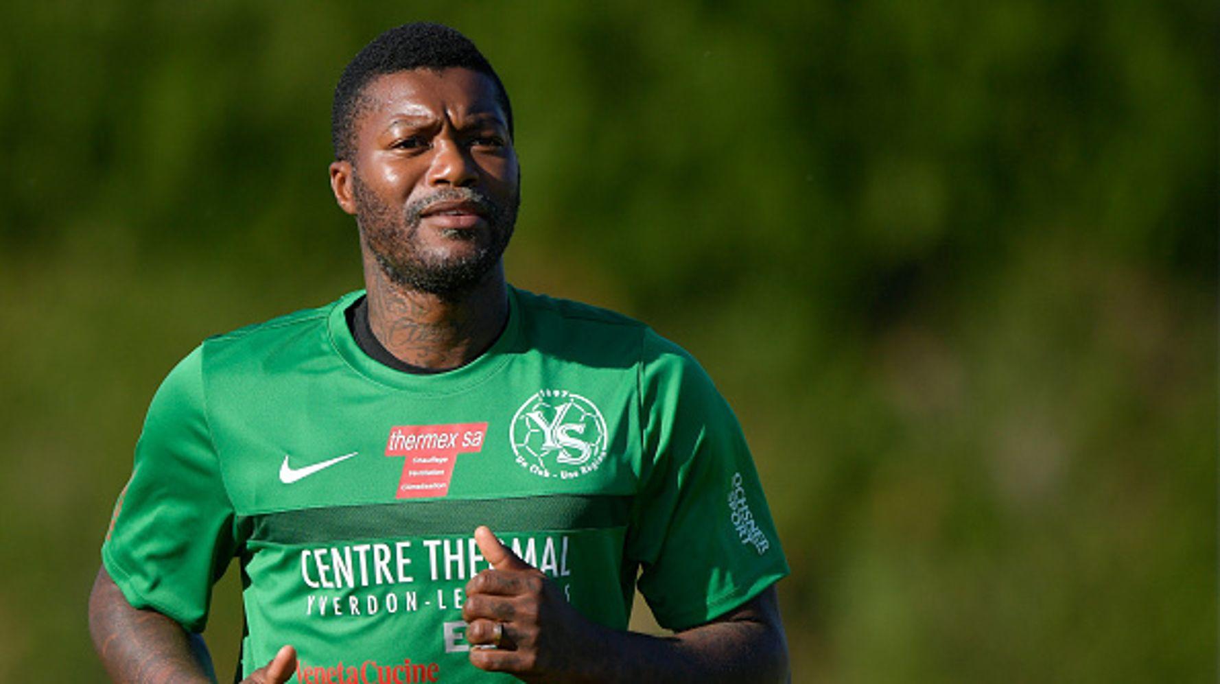 Le footballeur Djibril Cissé va rejouer dans un club de division 4 américaine