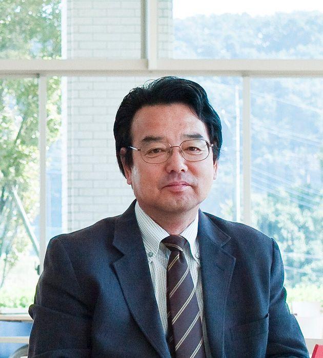 駿河台大学の小俣謙二教授