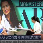 Hasta Ana Rosa flipa con lo que Monasterio dice de Iglesias: