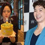 김다은 아나운서가 '93년생 박수홍 여자친구' 의혹을 부인하며 남긴 '명쾌한