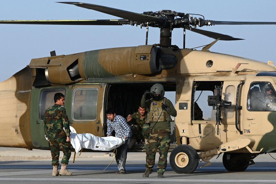 Afghanistan addio. La guerra più lunga degli Usa, il ventennio