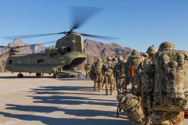 Afghanistan addio