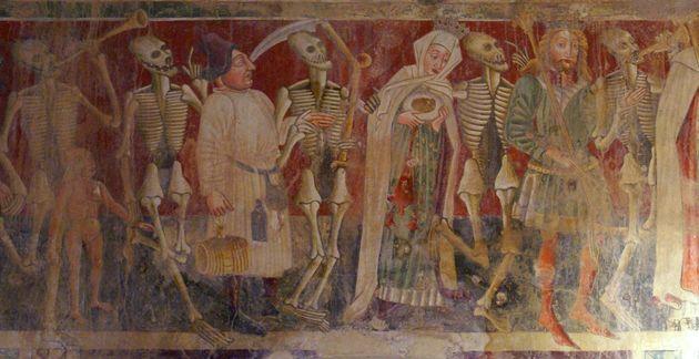 «Ο Μαύρος Θάνατος. Ιχνηλατώντας την πανώλη του 14ου αιώνα στην ευρωπαϊκή