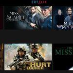 Το Ertflix δεύτερο μετά το Netflix στην