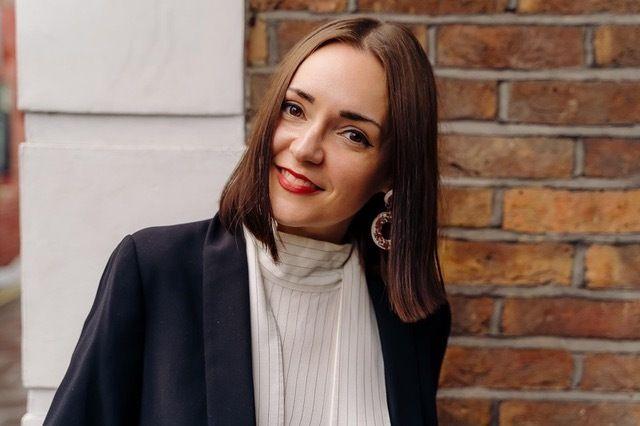 Designer Victoria Jenkins