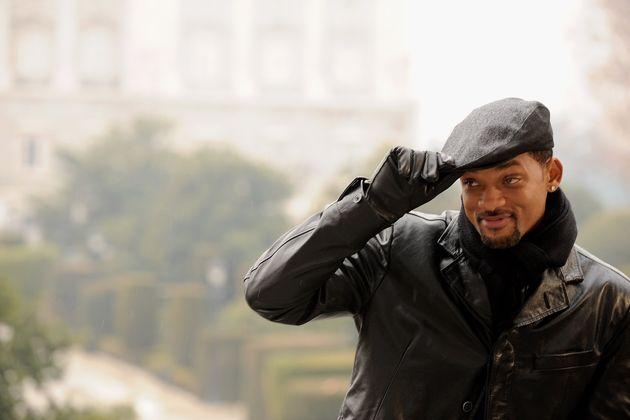 El actor Will Smith en Madrid en una foto de