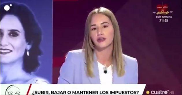 Noelia Núñez, en 'Todo es