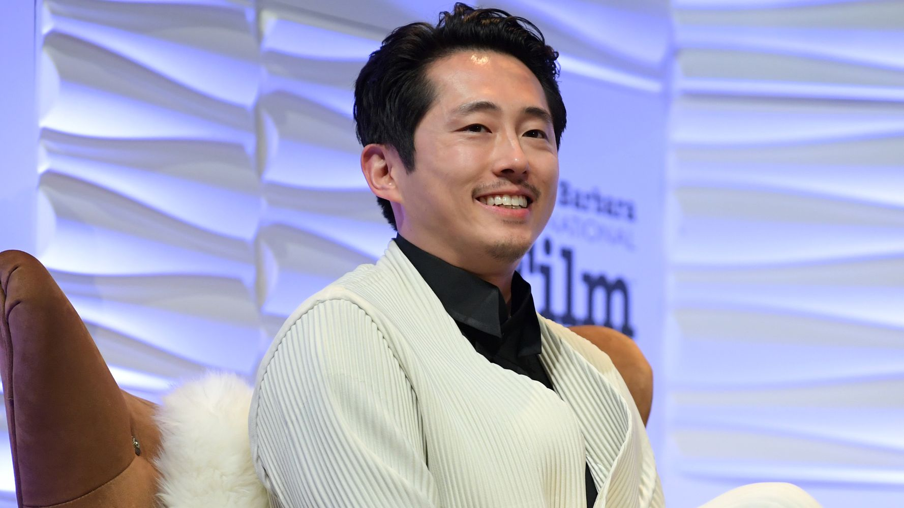 Steven Yeun Says 'Walking Dead' Did Not Prepare Him For COVID-19 Pandemic