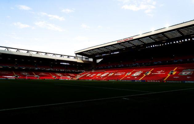 Anfield, campo del