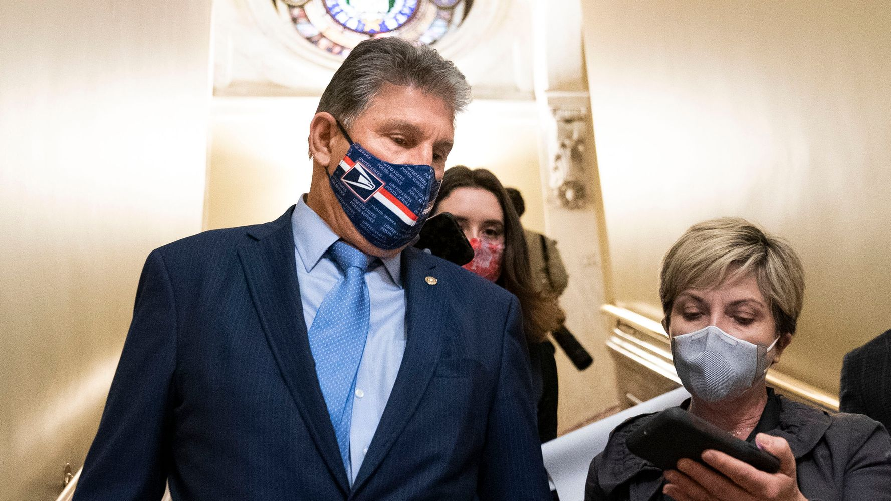 Joe Manchin Says Voting Rights Bill Can Be Bipartisan. Republicans Aren't Interested.