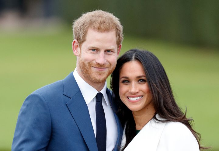 The Duke and Duchess of Sussex revealed in March that they are expecting a baby girl.