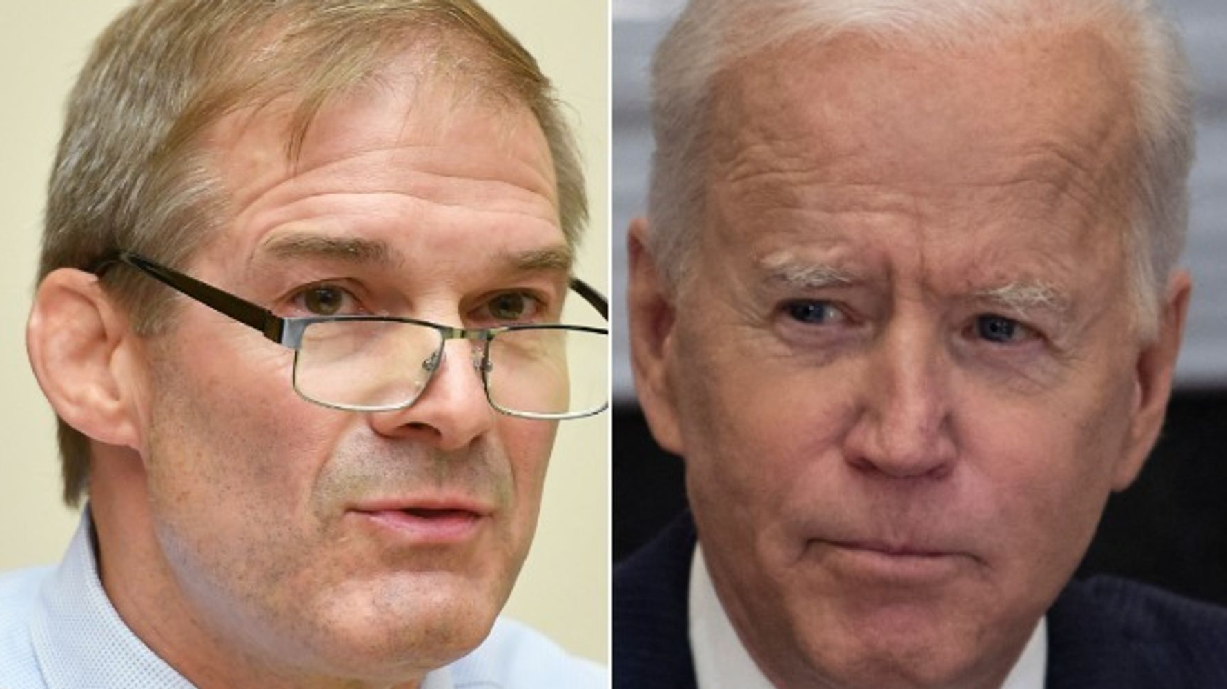 Jim Jordan's Dishonest 'You Choose' Attack On Biden Spectacularly Backfires