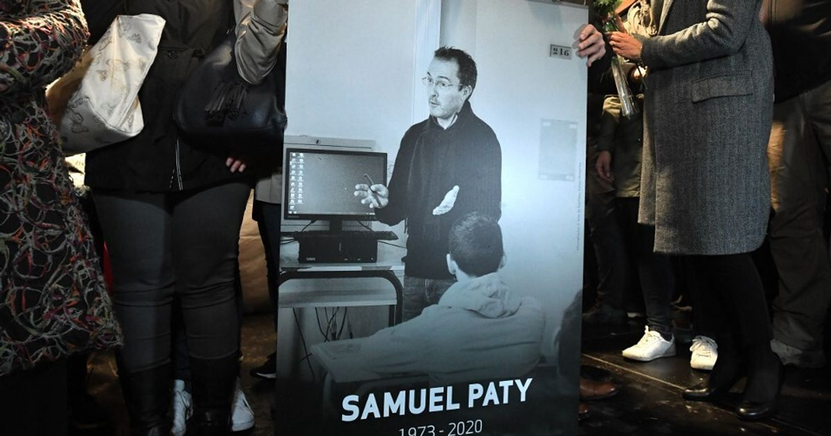 Le collège de Samuel Paty va accueillir une statue à son effigie