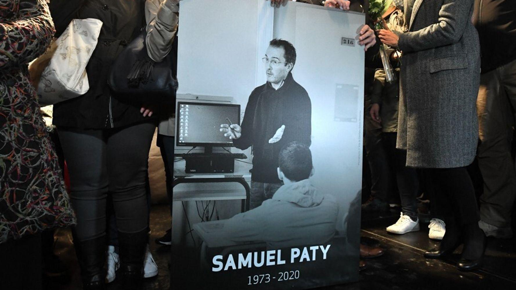 Une statue de Samuel Paty sera érigée à Conflans-Sainte-Honorine dans son collège