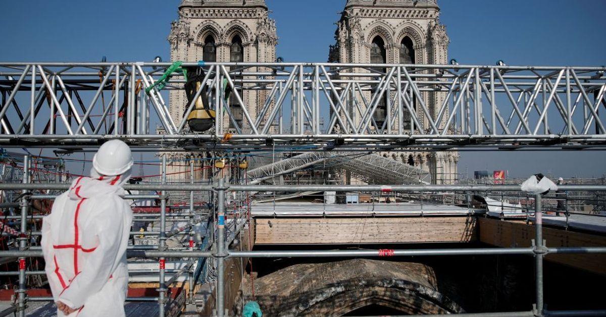 TRIBUNE - Incendie de Notre-Dame de Paris: reconstruire et convertir