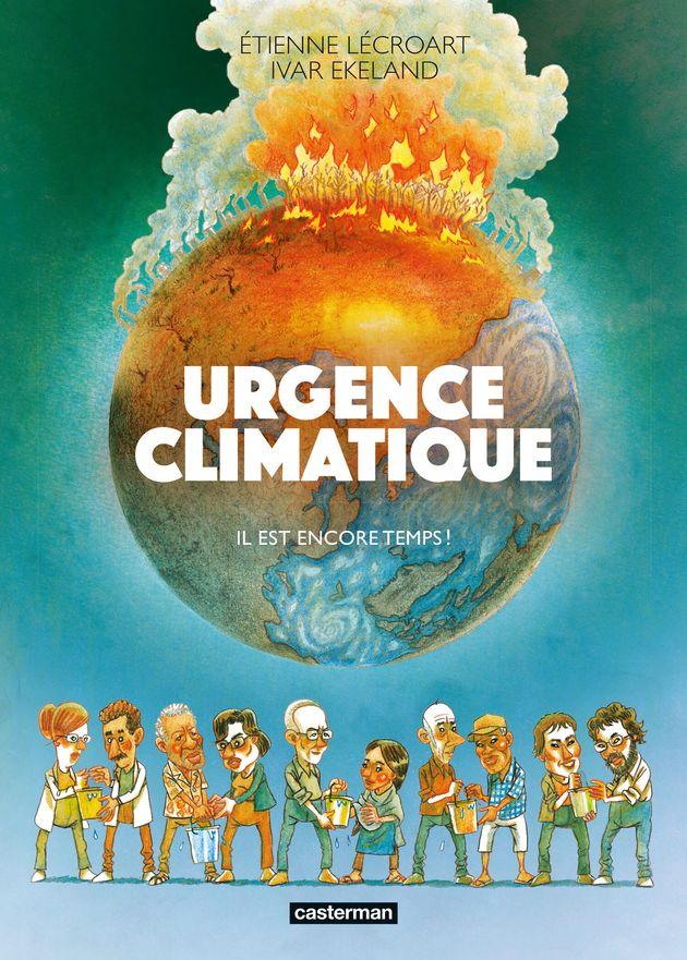 BD urgence climatique