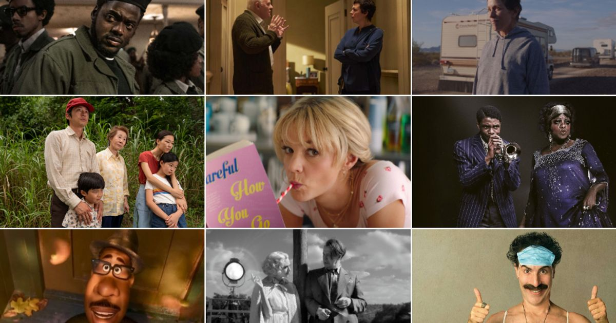 Here's Where You Can Stream This Year's Oscar-Nominated Films