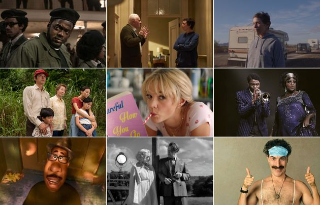 How To Watch This Year's Oscars Films On Netflix, Amazon Prime And