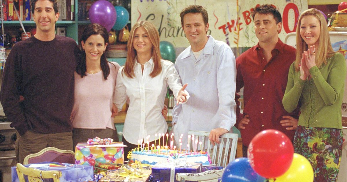 12 Things We Absolutely Need The Friends Reunion To Deliver