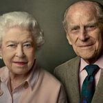 Φωτογραφίες της Ελισάβετ και του Φίλιππου με τα εγγόνια που δεν έχουν δει ποτέ το φως της