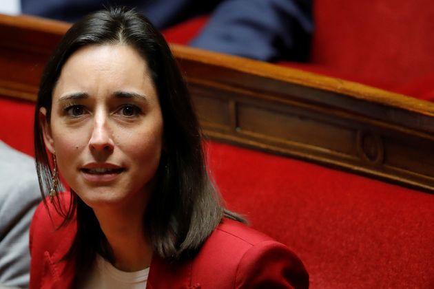 Brune Poirson à l'Assemblée nationale le 27 novembre