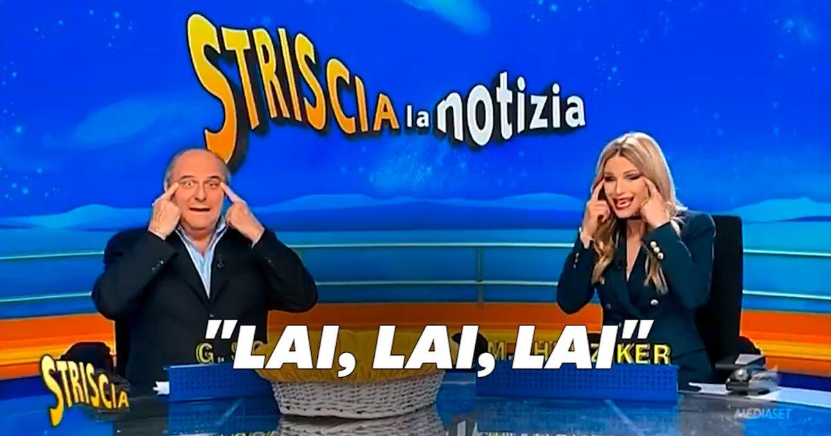 Ce moment de racisme anti-asiatique à la télévision italienne a bien eu lieu en 2021