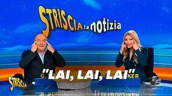 Ce moment de racisme anti-asiatique à la télévision italienne a bien eu lieu en