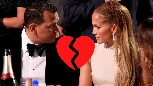 Jennifer Lopez y Alex Rodríguez confirman su