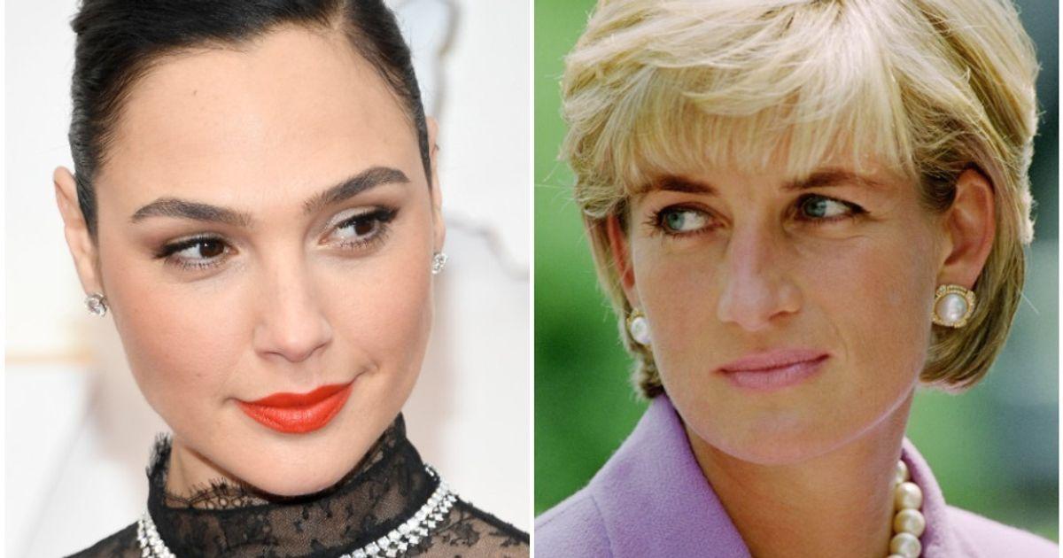 Gal Gadot Says Princess Diana Inspired Her Wonder Woman
