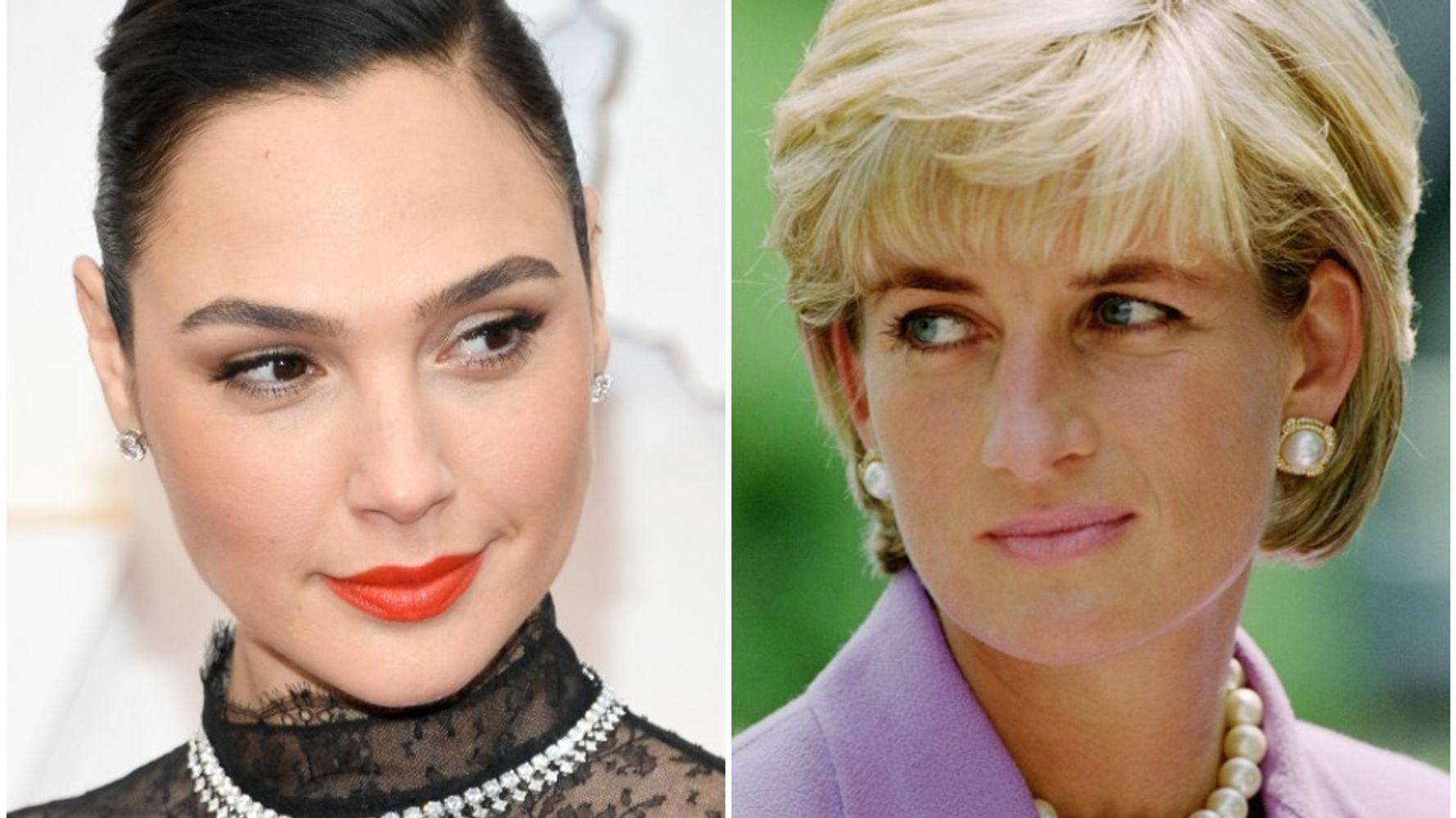Gal Gadot Looked To Princess Diana As Inspiration For Wonder Woman