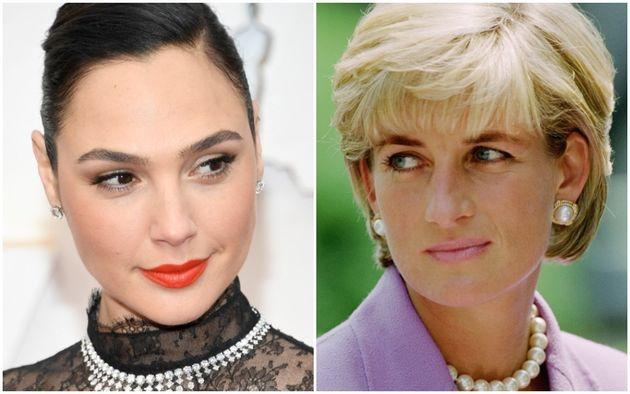Gal Gadot Looked To Princess Diana As Inspiration For Wonder Woman