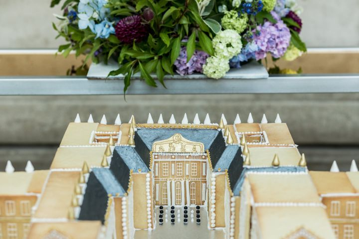 Maid Of Gingerbread's Palace of Versailles