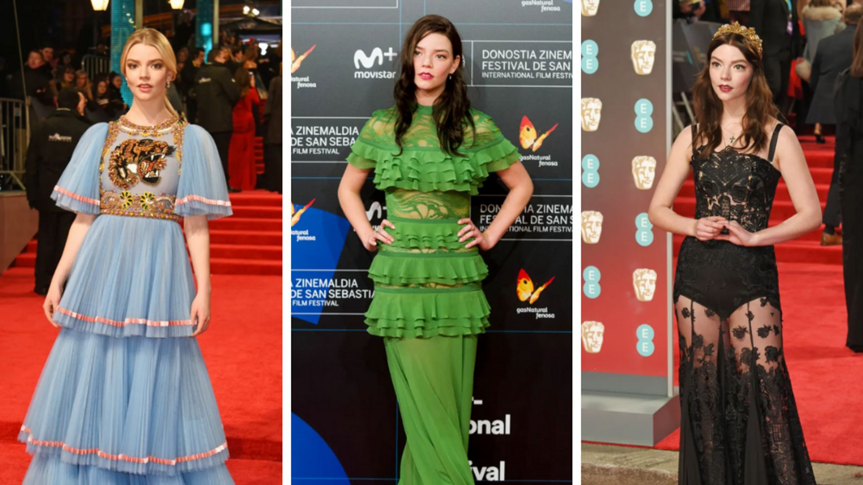 Anya Taylor-Joy's Style Evolution, From Budding Teen Star To Fashionista