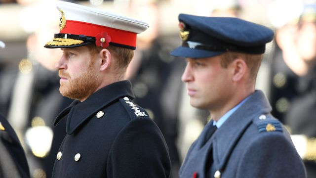 Prince William And Prince Harry Won't Walk Side-By-Side At Grandfather's Funeral.jpg