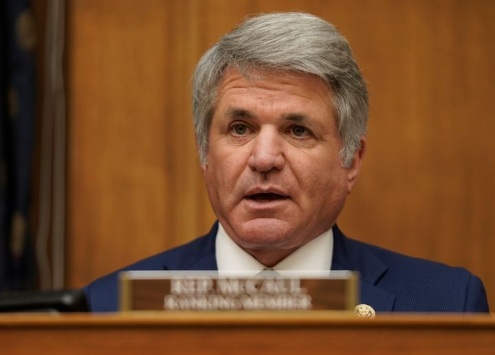 Rep. Michael McCaul (R-Texas) is the ranking member of the House Foreign Affairs Committee.