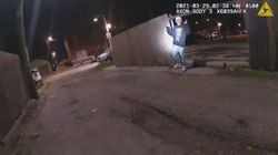 Chicago Releases Video Of Police Fatally Shooting 13-Year-Old Adam